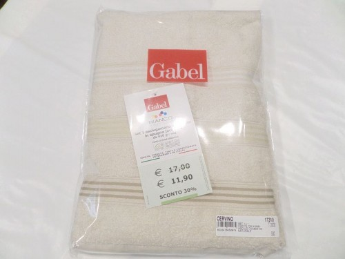 Gabel set 1+1 rigato naturale