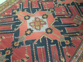 Area di Kazak 371 * 190 old