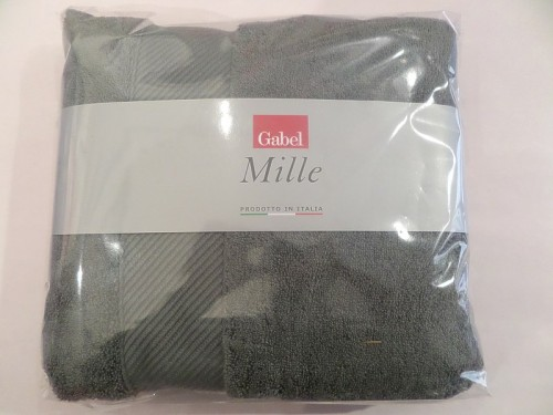 Gabel Mille set 1+1 grigio scuro